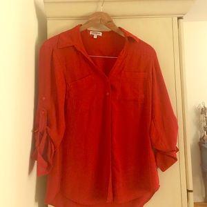 Express red original Portofino shirt